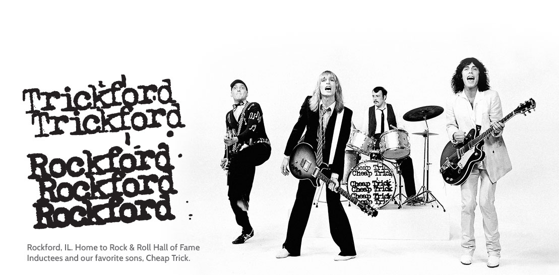 Cheap Trick Hall of Fame Band Members